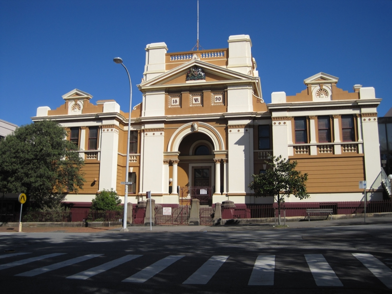 GIPA: Newcastle Court House