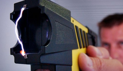 GIPA to NSW Police re TASER Training