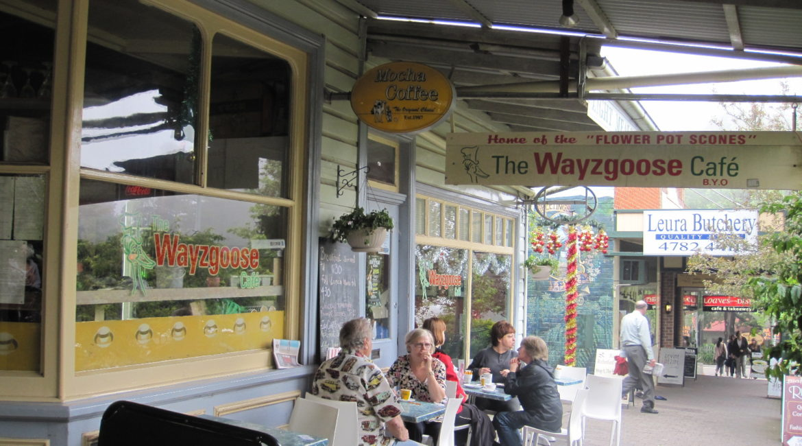 GIPA Request to Blue Mountain City Council re Wayzgoose Cafe site